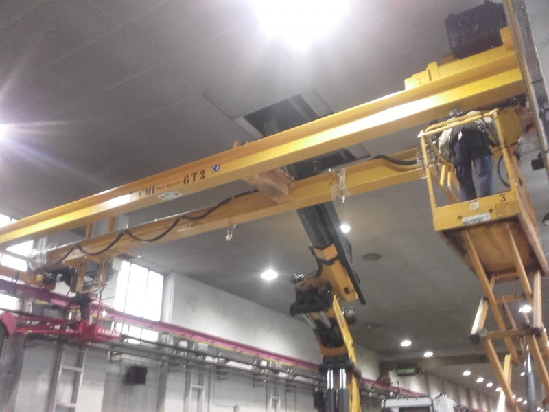 Simple Installation Double Girder