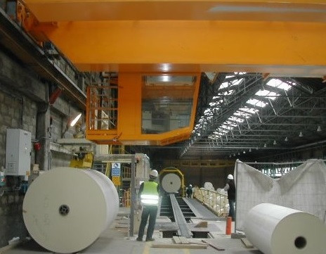 Stationery Overhead Travelling Crane