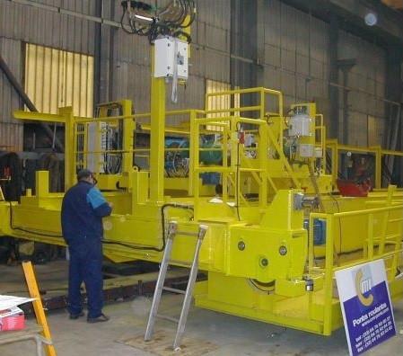 Steel Industry Overhead travelling crane